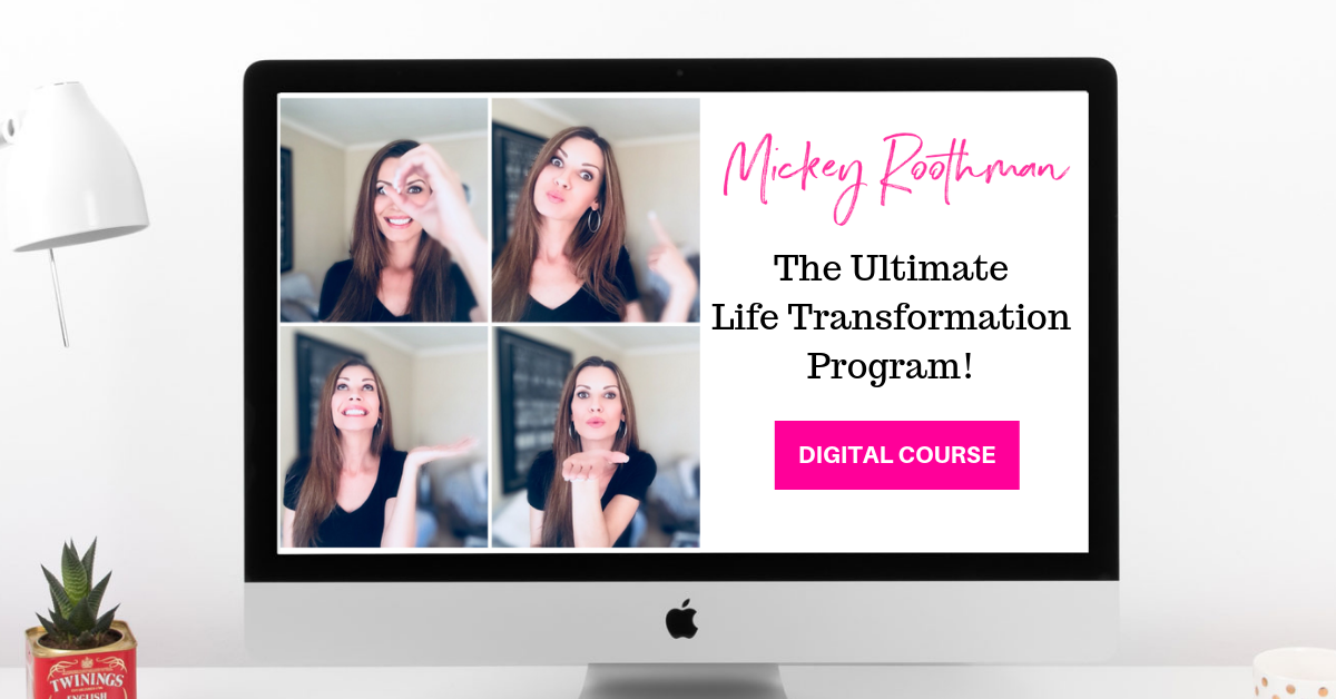 Mickey Roothman Life and Business Transformation Coach, Speaker & Author
